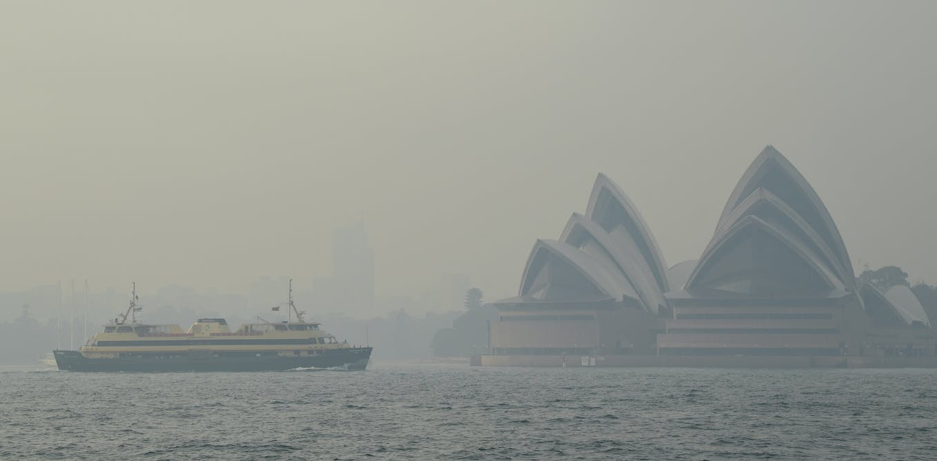 Now Australian cities are choking on smoke, will we finally talk about climate change?
