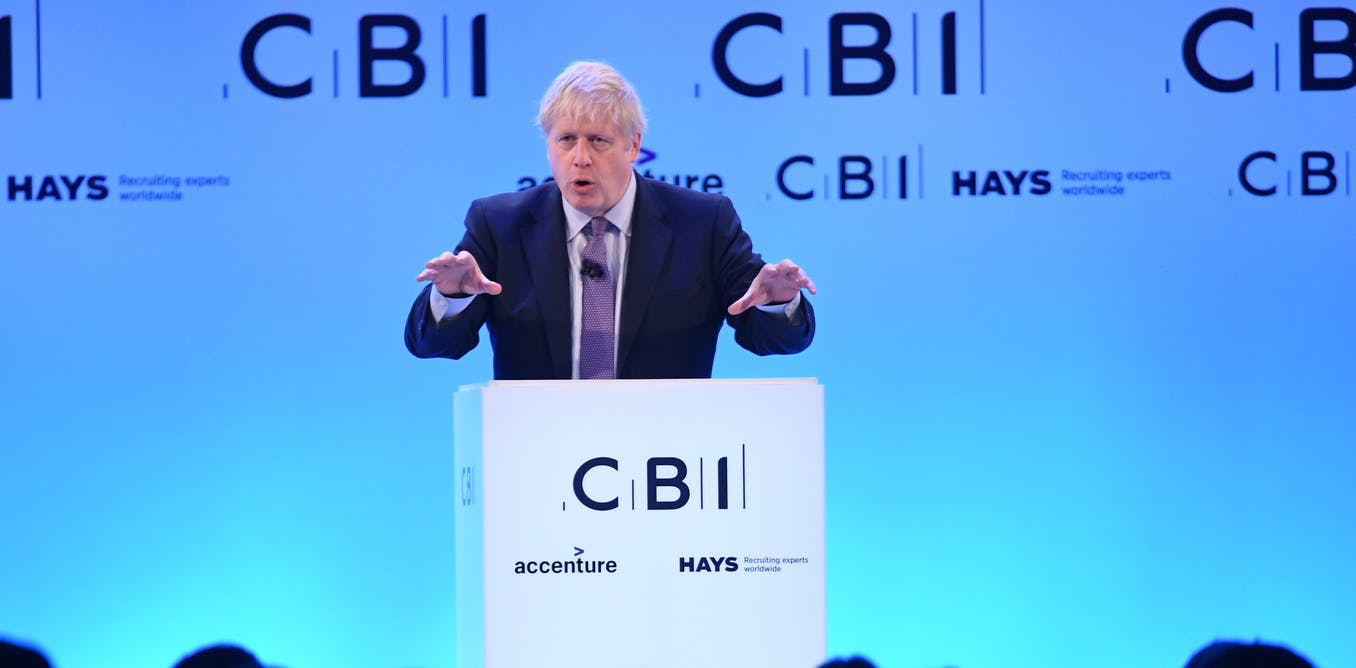 Why the UK has no clear party of business