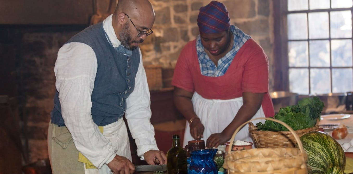 Memo from a historian: White ladies cooking in plantation museums are a denial of history
