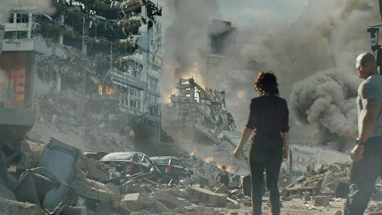 Friday essay: eco-disaster films in the 21st century