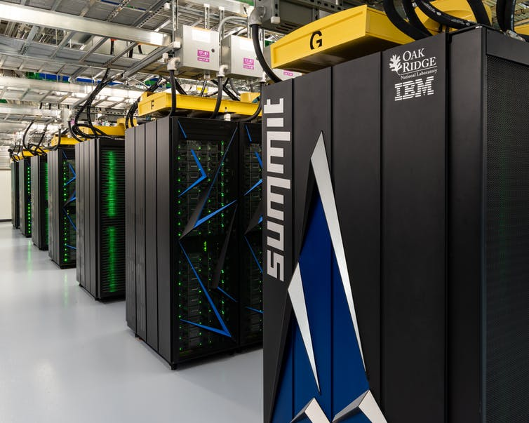 Google claims to have invented a quantum computer, but IBM begs to differ-3
