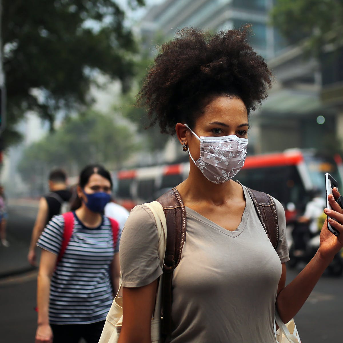 From Face Masks To Air Purifiers What Actually Works To Protect Us From Bushfire Smoke