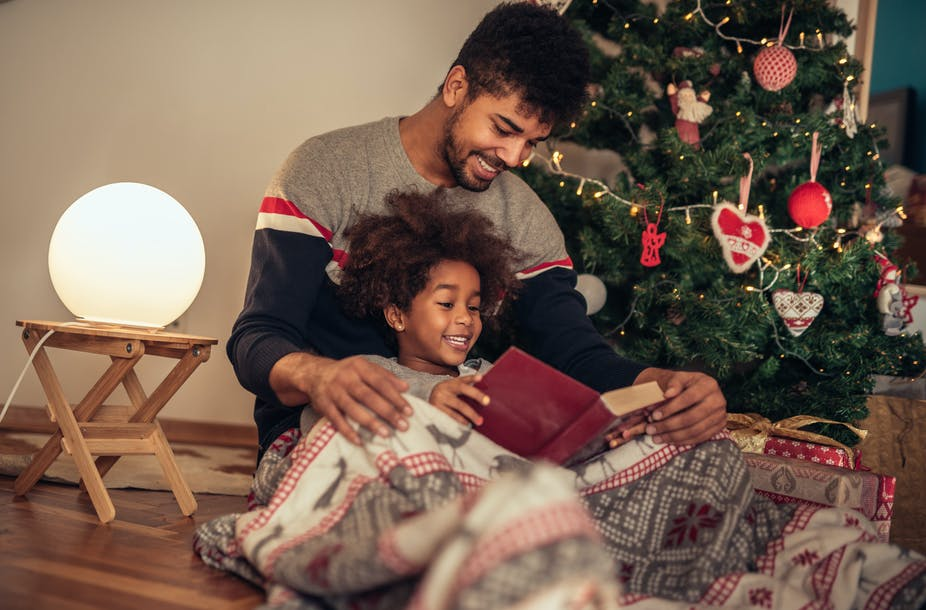 long history of books as Christmas gifts