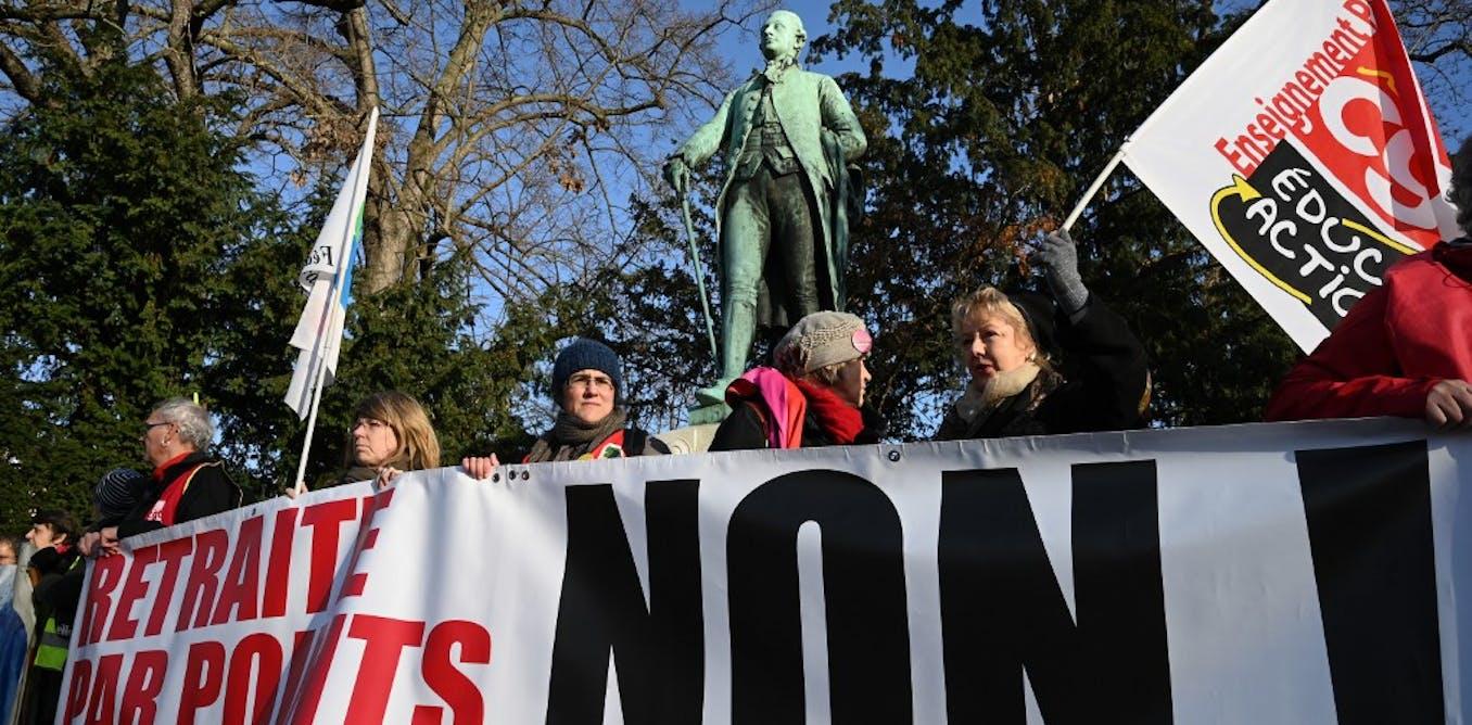 La réforme du système de retraites, ou l'histoire d'un nouveau hold-up des papy-boomers