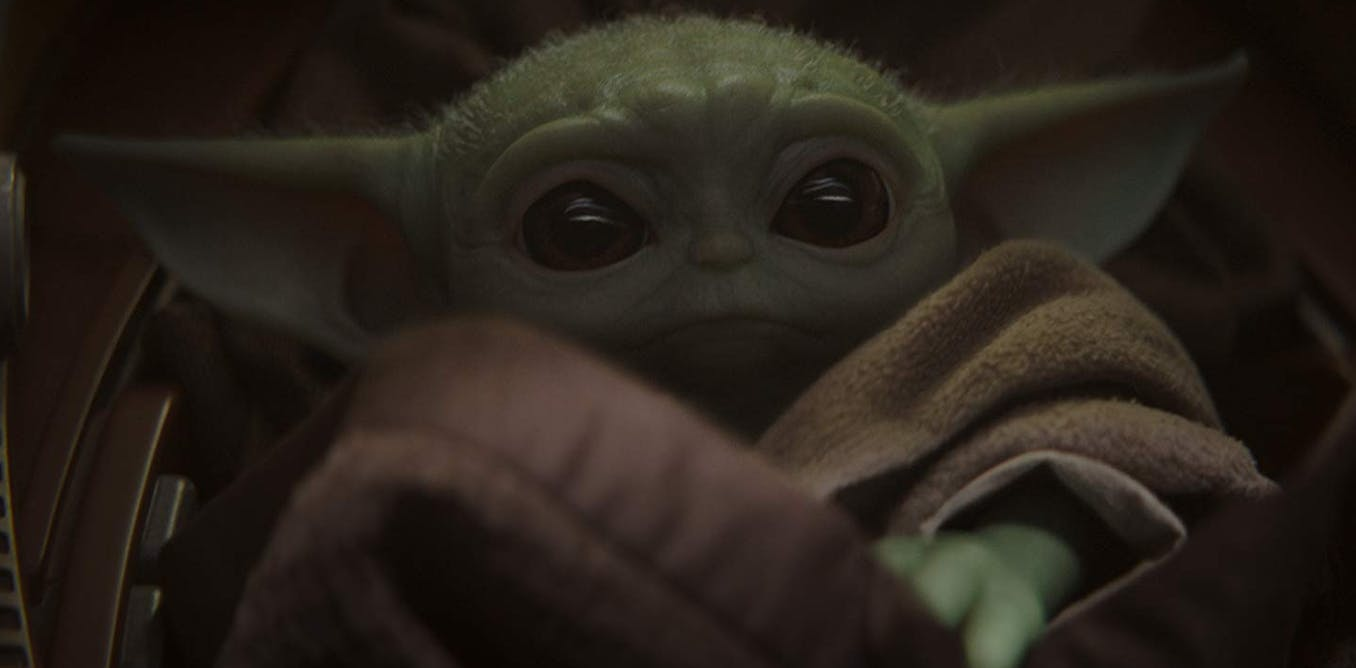Baby Yoda: the meme child making it a very Disney+ Christmas