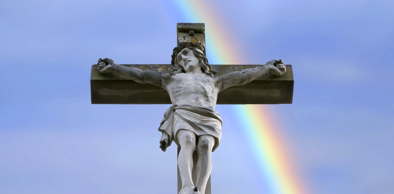 God made the rainbow: why the Bible welcomes every colour in the gender spectrum