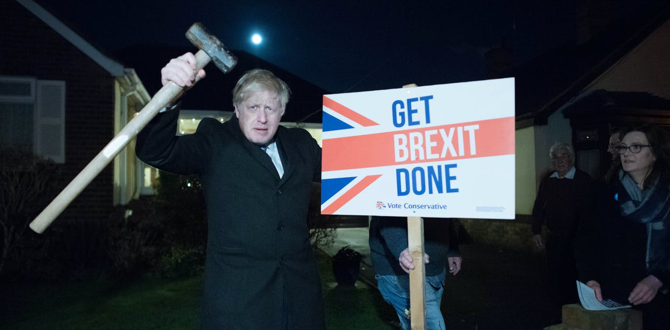 "Image result for wikimedia commons ""get brexit done"""