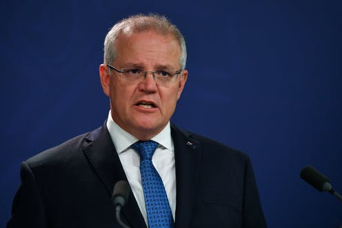 View from The Hill: Morrison won't have a bar of public service intrusions on government's power