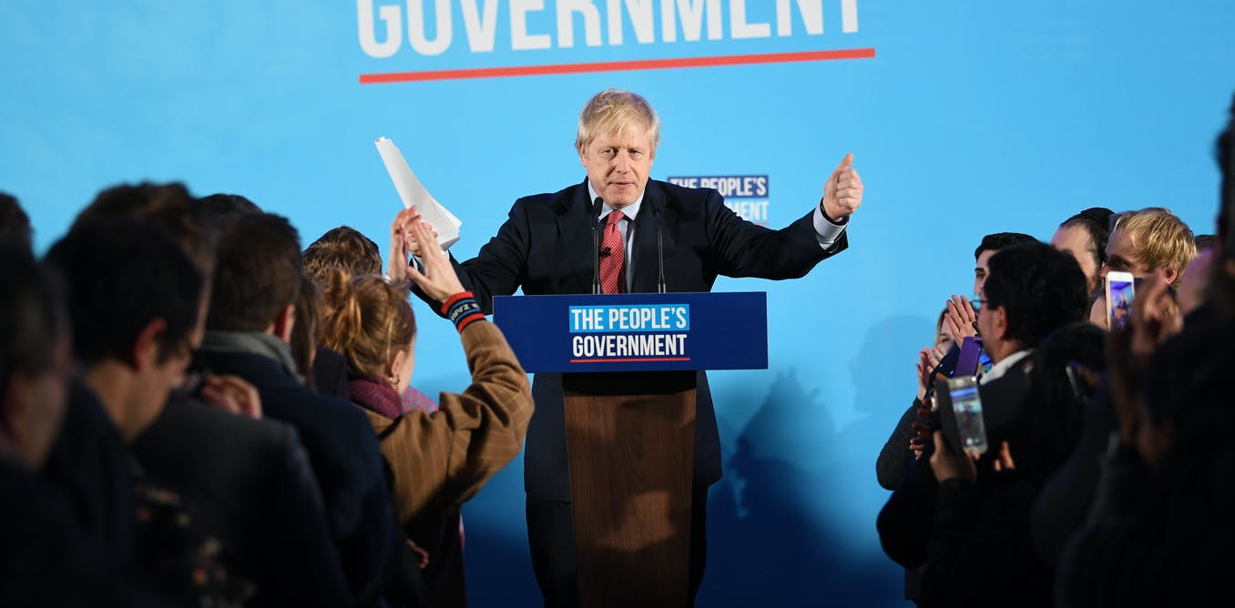 How Boris Johnson's Conservatives swept to election victory in Labour heartlands