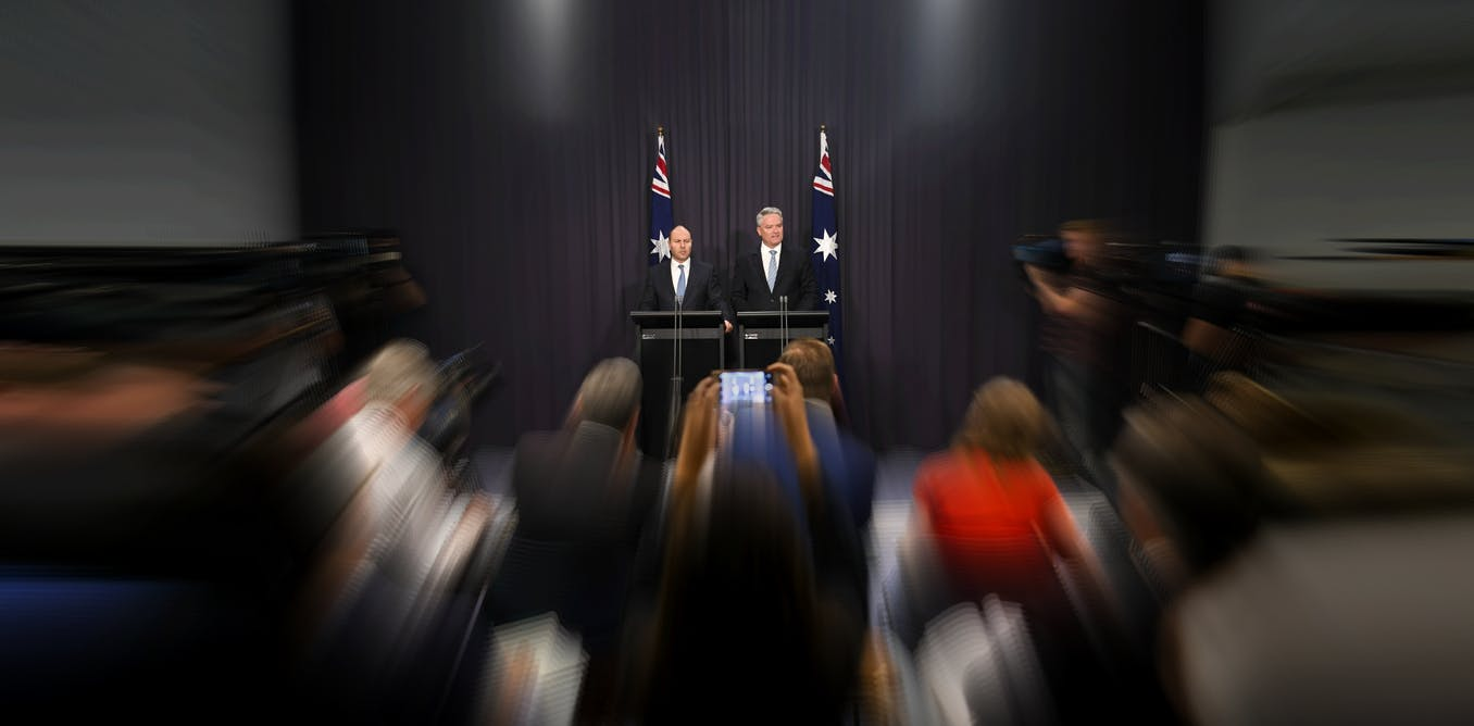 5 things MYEFO tells us about the economy and the nation's finances