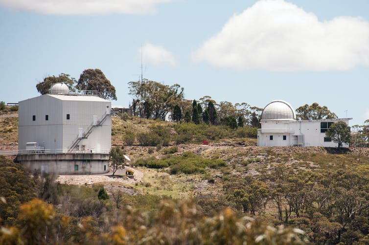 'The size, the grandeur, the peacefulness of being in the dark': what it's like to study space at Siding Spring Observatory