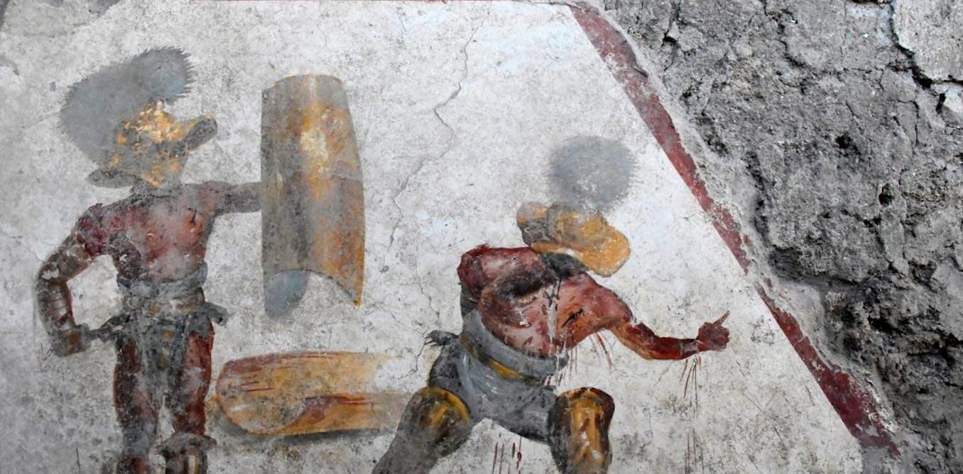 D'où vient notre fascination pour les gladiateurs ?