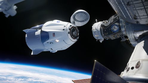 SpaceX's Dragon 2 will carry humans for the first time in 2020.