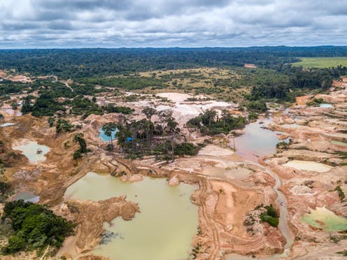 Statistic Of The Decade The Massive Deforestation Of The Amazon