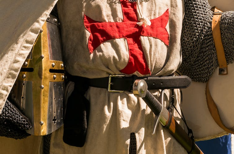 Knights Templar: Still Loved By Conspiracy Theorists 900 Years On