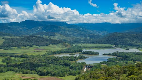 Hydroelectric power has helped Costa Rica ditch fossil fuels.