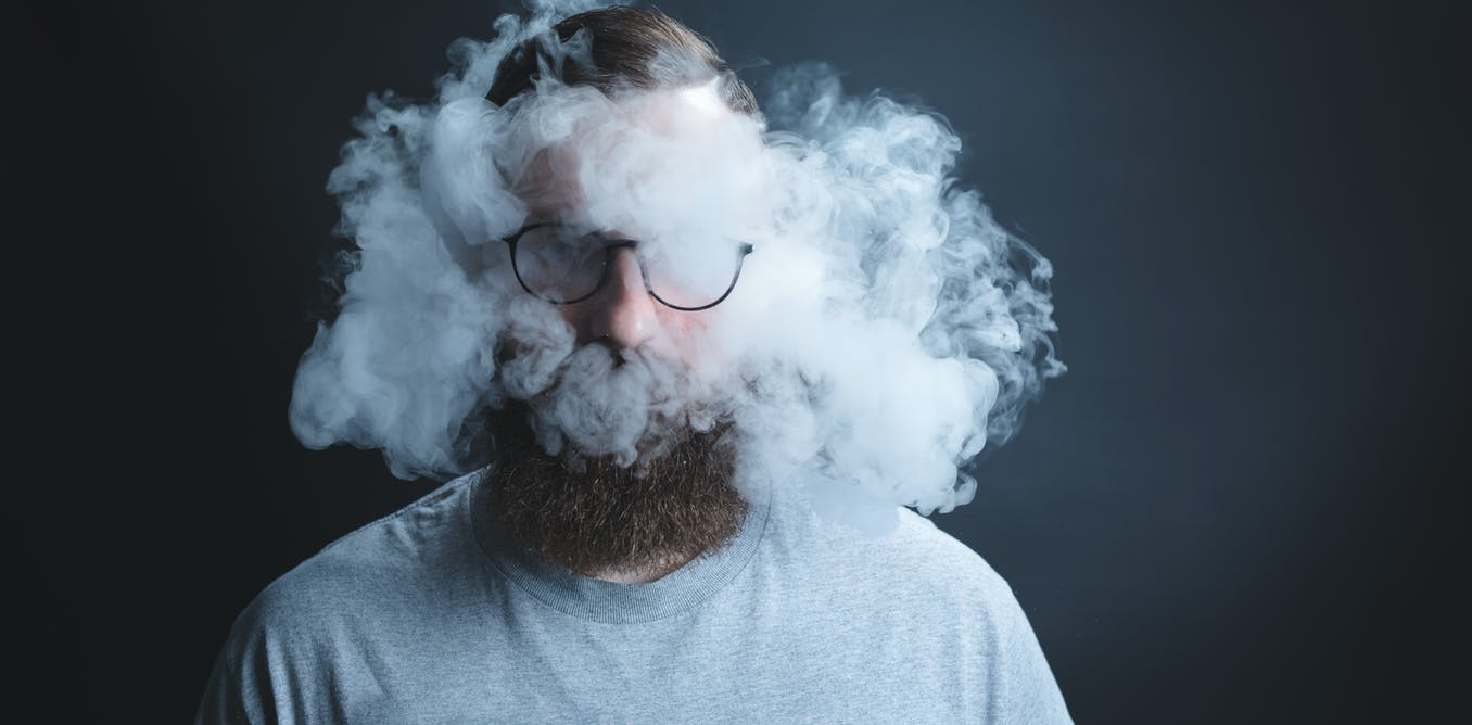 The secondhand smoke you're breathing may have come from another state