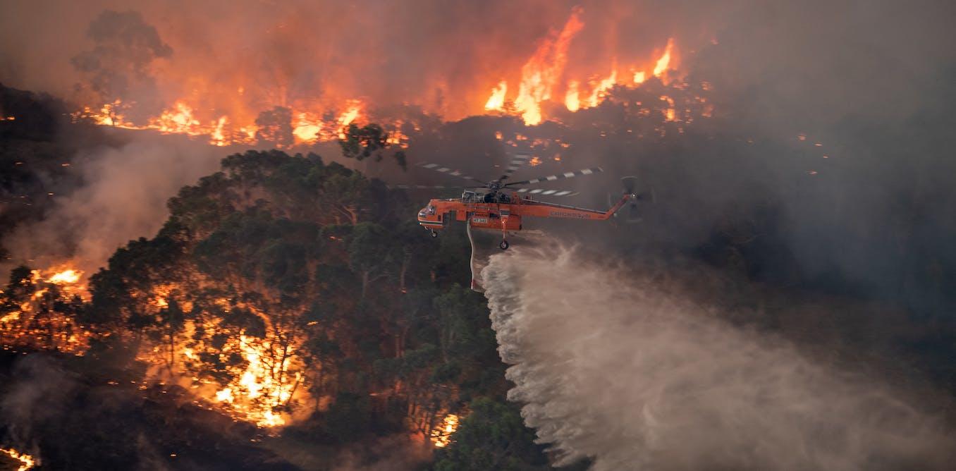 How to monitor the bushfires raging across Australia