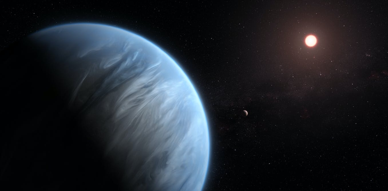 An Earth-sized planet found in the habitable zone of a nearby star