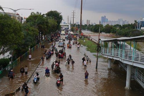 Banjir Besar Di Jakarta Awal 2020 Penyebab Dan Saatnya Mitigasi Bencana Secara Radikal