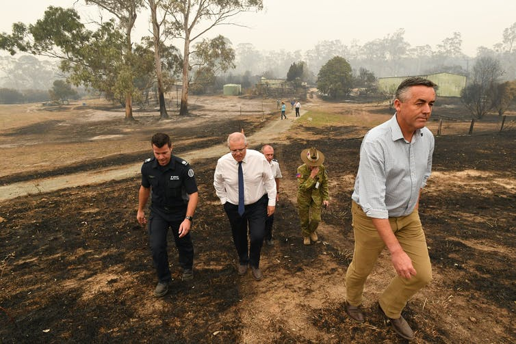 the bushfires demand a climate policy reboot