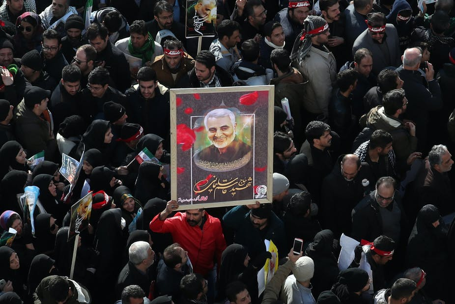 What Next for Iran's Proxy Network After Killing of Qassem Soleimani