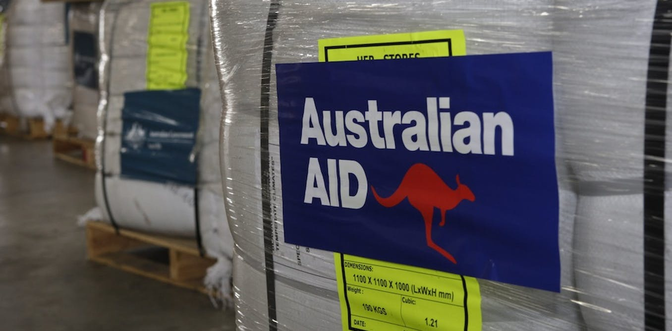 australian foreign aid Funding this is madness and arguably the worst possible application of australia's foreign aid.