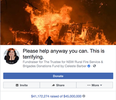 How to donate to Australian bushfire relief: give money, watch for scams and think long term