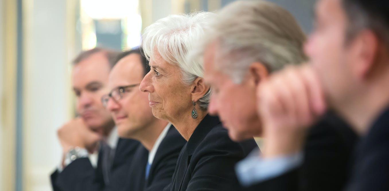 Christine Lagarde : un mirage dans un monde d'hommes ?