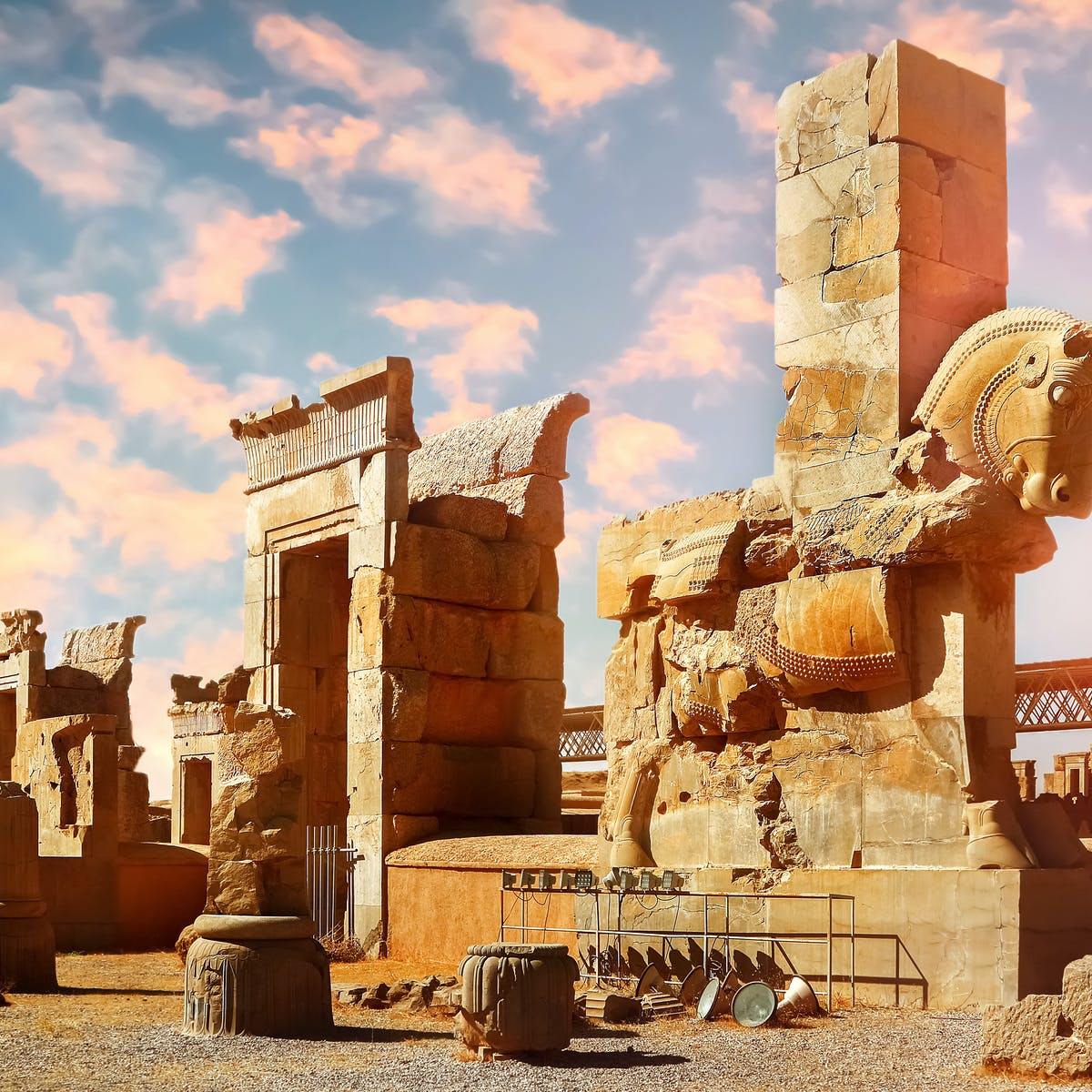 Iran S Cultural Heritage Reflects The Grandeur And Beauty Of The Golden Age Of The Persian Empire