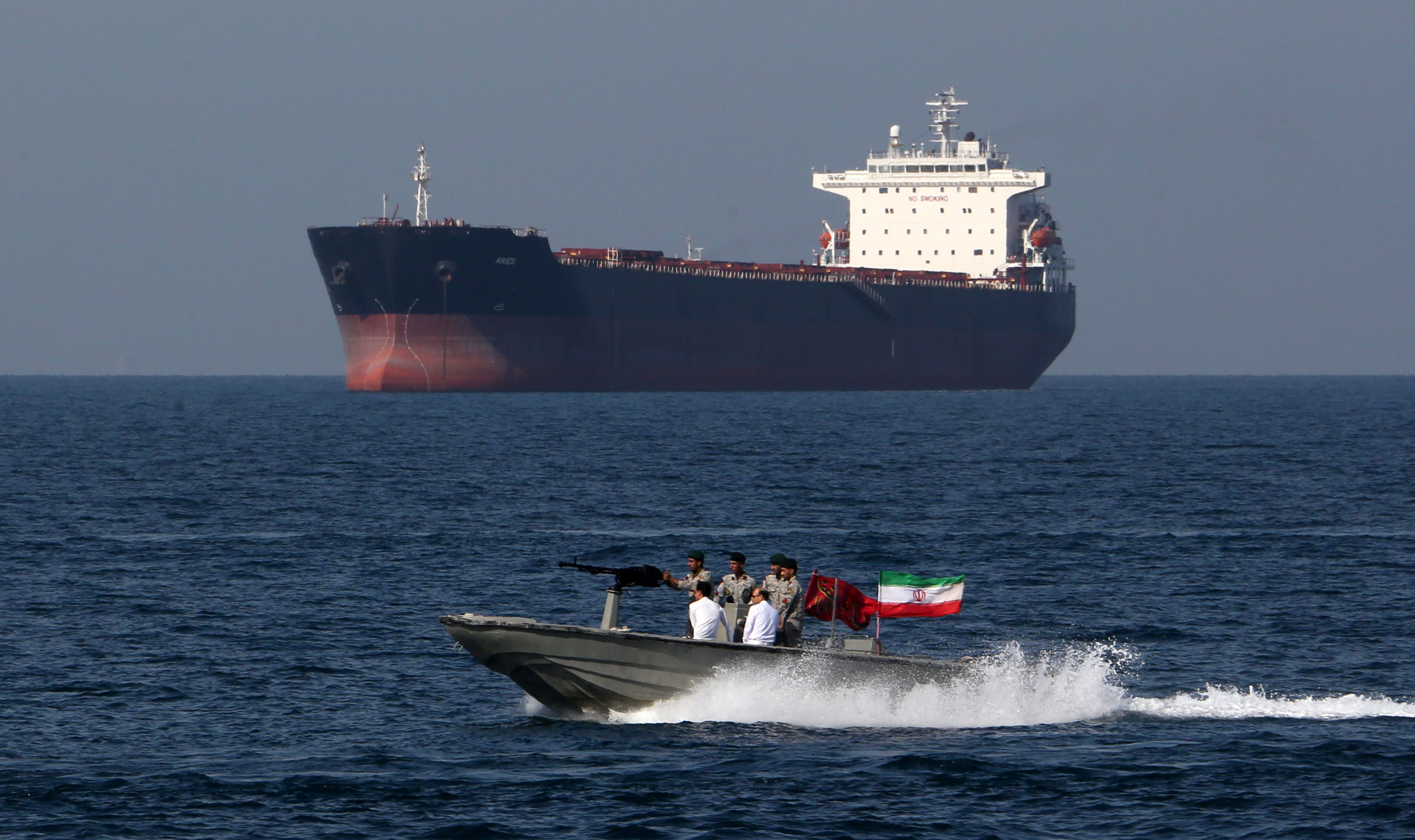 Could Iran-U.S. Tensions Mean Troubled Waters Ahead in the Strait of Hormuz?