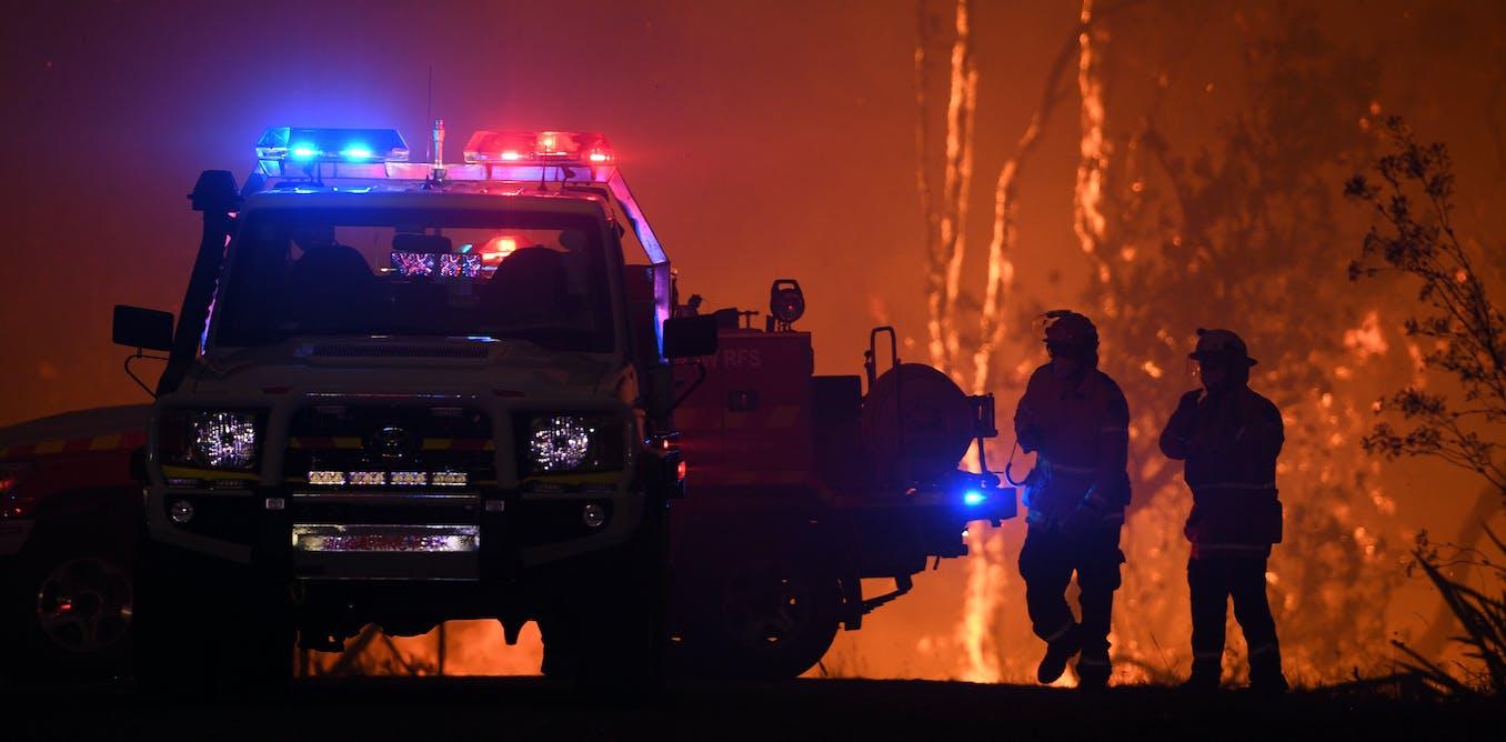 Weather bureau says hottest, driest year on record led to extreme bushfire season