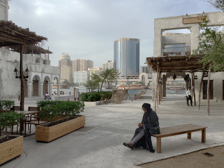 Been to Dubai lately? It's a city where top-down placemaking serves its political masters