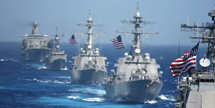 'Fat Leonard' Scandal: Bribery And Corruption In The U.S. Navy