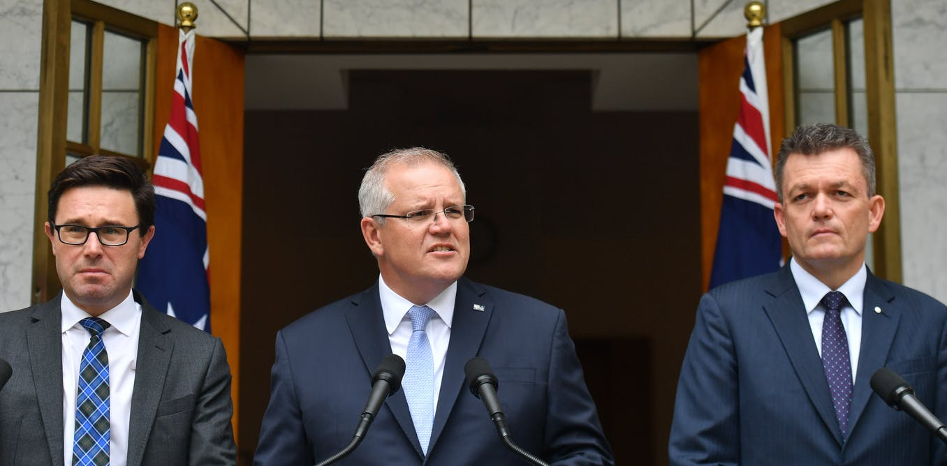 Bushfires won't change climate policy overnight. But Morrison can shift the Coalition without losing face
