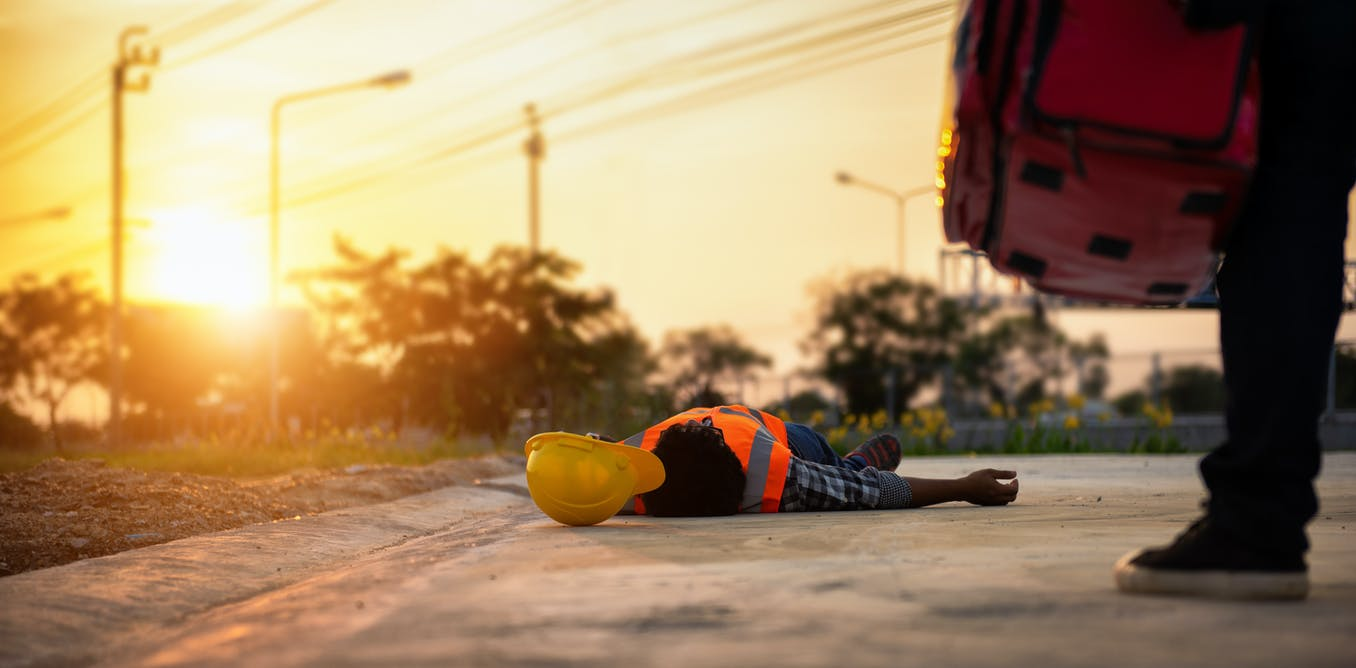 Car accidents, drownings, violence: hotter temperatures will mean more deaths from injury