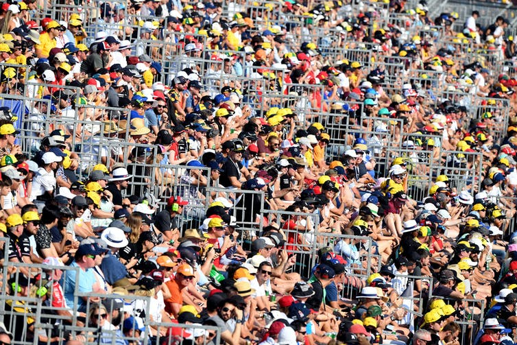 Formula 1 says it's going carbon neutral but fans must demand greater detail on how