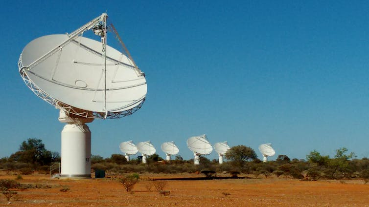 A brain transplant for one of Australia's top telescopes