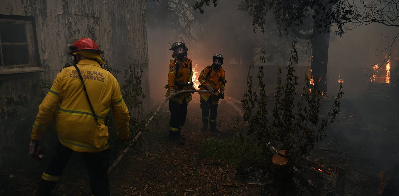 Value beyond money: Australia's special dependence on volunteer firefighters