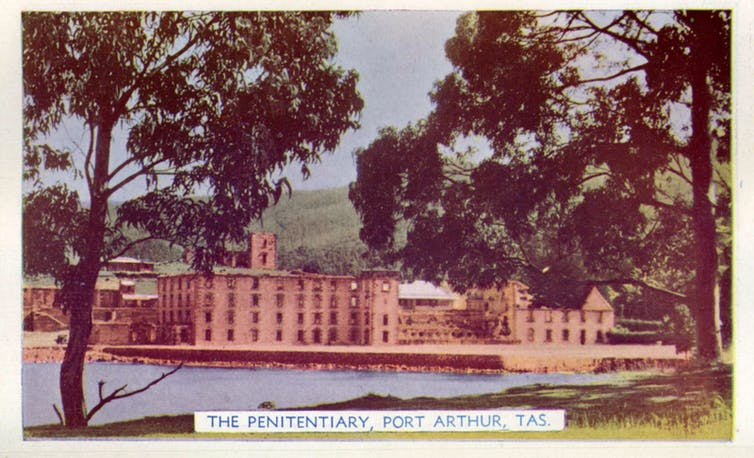 projecting light onto a dark history – how mid-century cinema resurrected Port Arthur's convict past