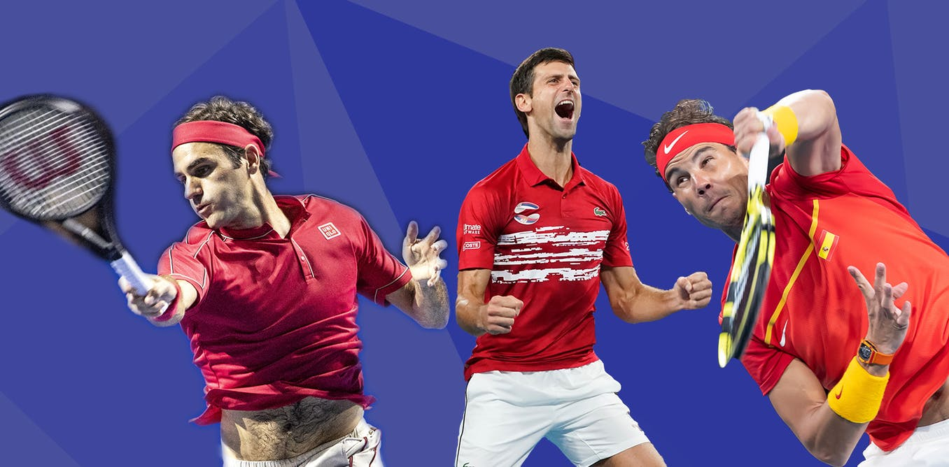 Who can break up the 'Big 3' monopoly on men's tennis? Here's what the numbers say