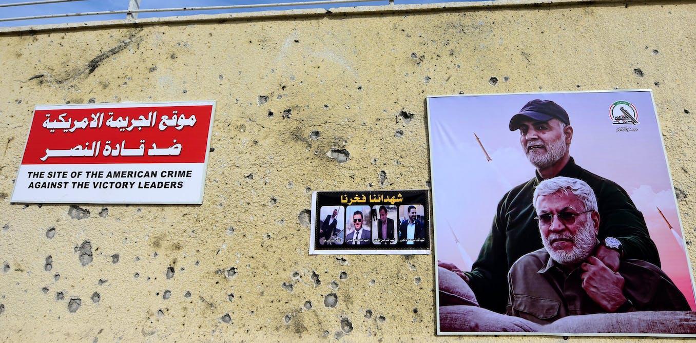 In Iraq, Soleimani assassination complicates soft power battle between US and Iran