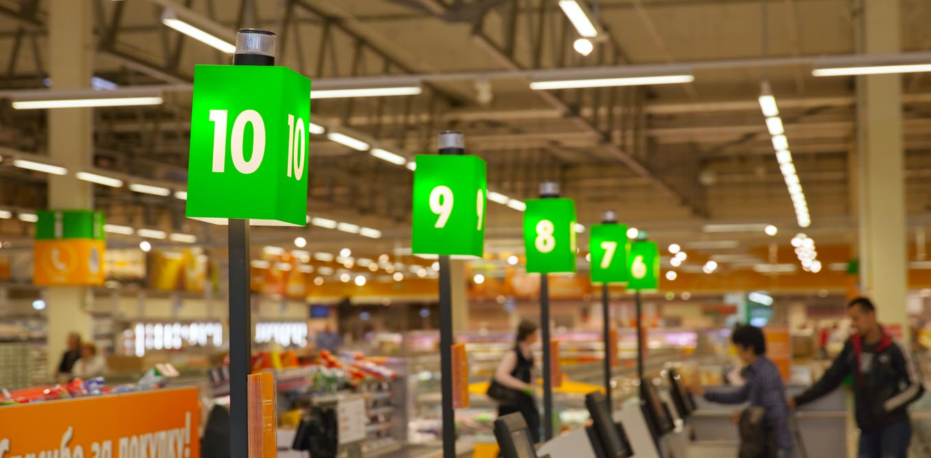 Vital Signs: the end of the checkout signals a dire future for those without the right skills