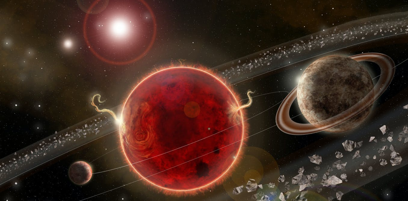 How we spotted a potential new planet around the sun's neighbouring star