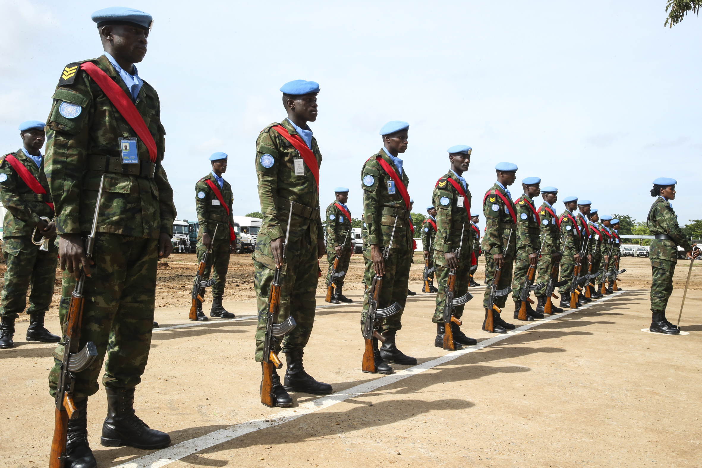 UN Peacekeeping Is Stymied by Serious Contradictions. They Need to Be Resolved