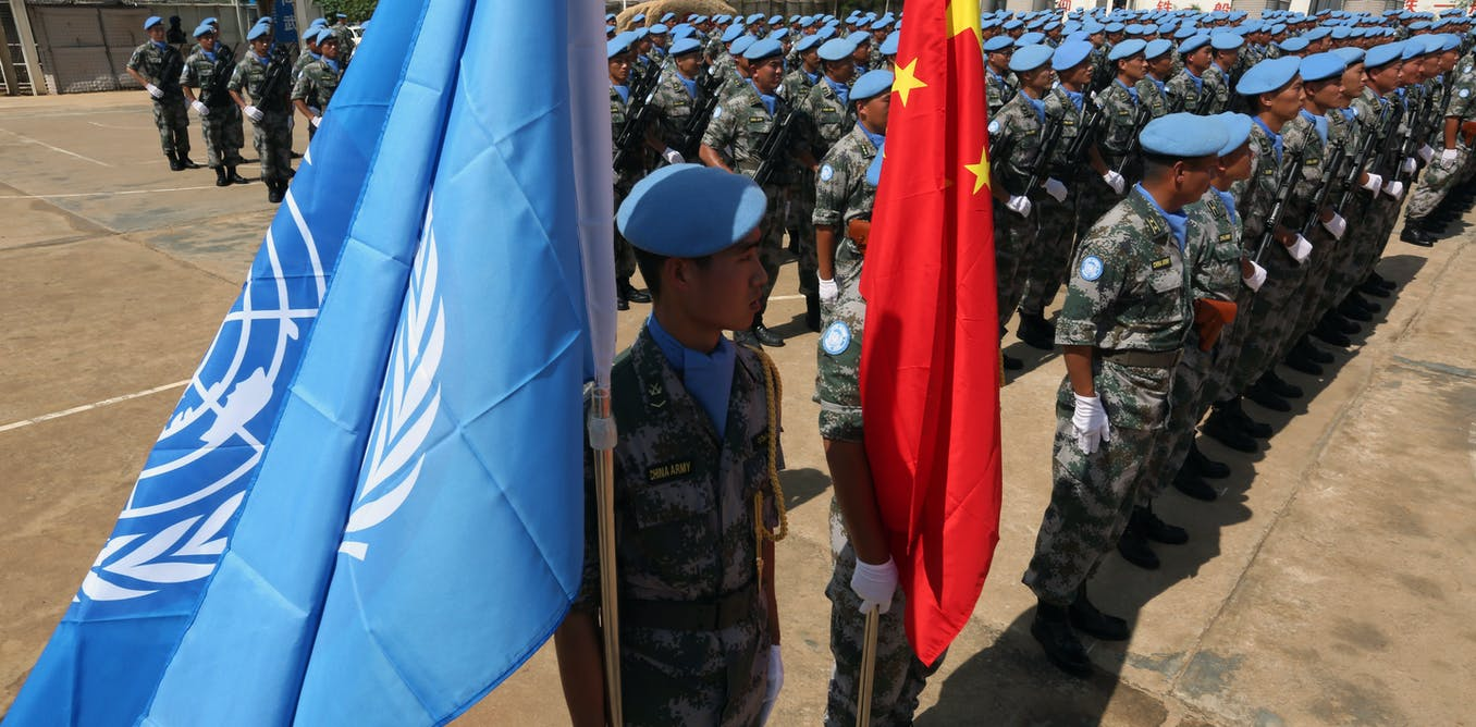 China's approach to peace in Africa is different. How and why