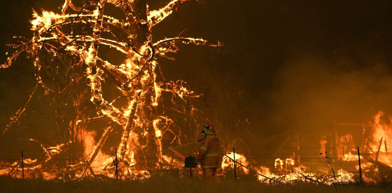 Celebrity concern about bushfires could do more harm than good. To help they need to put boots on the ground