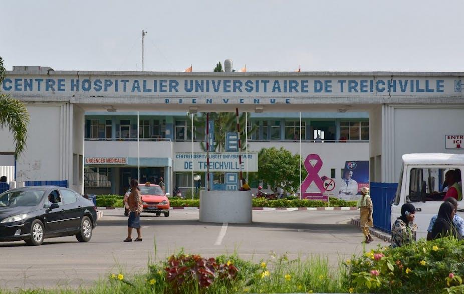 La crise ouverte des hôpitaux publics en Côte d'Ivoire
