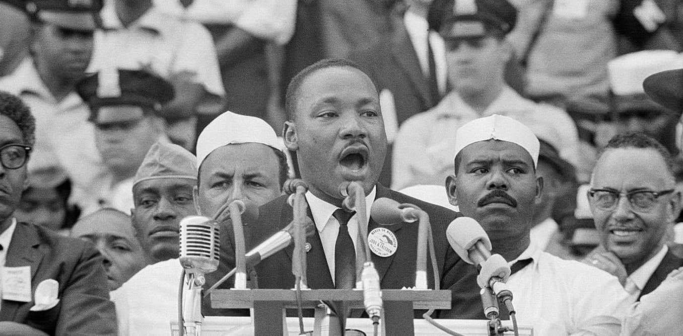 How a heritage of black preaching shaped MLK's voice in calling for justice
