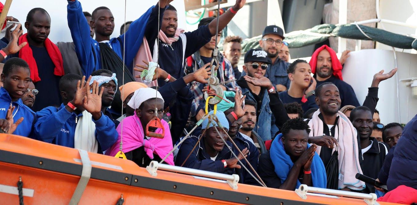 Why young Nigerians risk illegal migration to find their 'Eldorado'